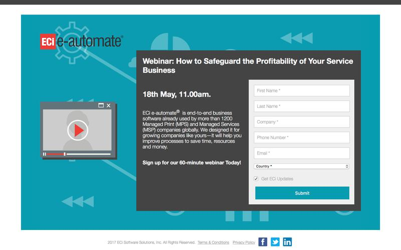 Webinar: How to Safeguard the Profitability of Your Service Business