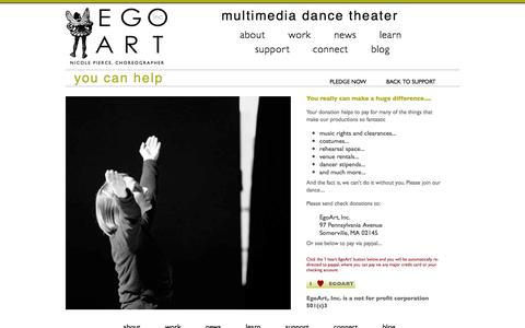 Screenshot of Signup Page egoartinc.com - EgoArt, Inc. JOIN US - captured Sept. 29, 2014