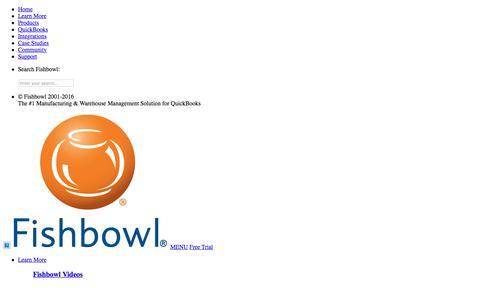 Authorize Inventory Integration | Fishbowl