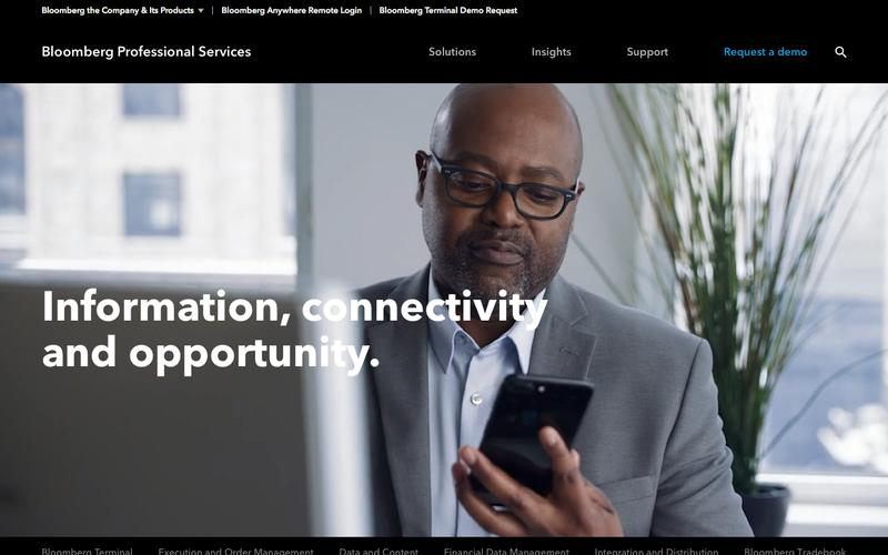 Bloomberg Professional Services | Bloomberg Finance LP