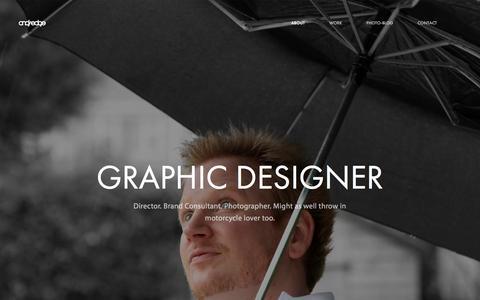 Graphic Design & Creative Direction - Toronto