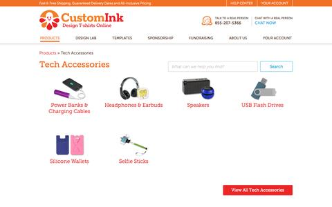 Custom Technology Products - Design Your Own Gadgets and Tech Online