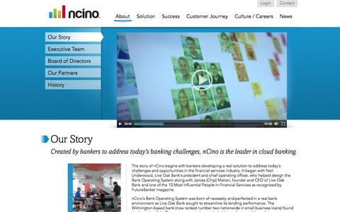 nCino - Our Story