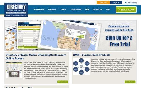 ShoppingCenters.com - Your Source for shopping center, mall, and retail information