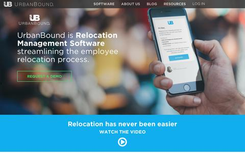 UrbanBound | Relocation Management Software