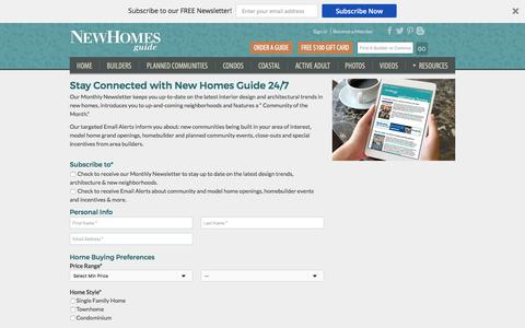 New Homes Guide Magazine - Virginia, Maryland, WV, DC, PA