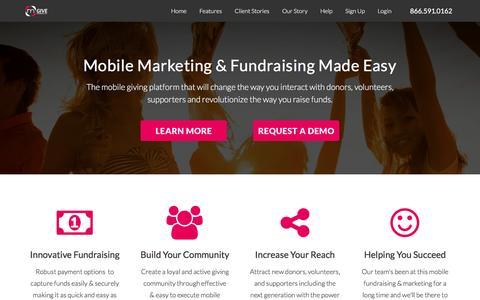 mGive :: Mobile Marketing & Fundraising