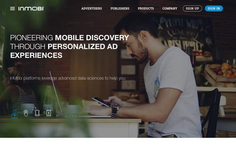 InMobi | Monetization | Advertising |  Remarketing | Video