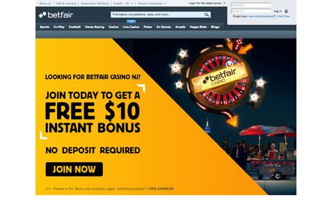 Screenshot of Home Page betfair.com - Online Betting - Sportsbook and Exchange at Betfair.com | Sports Betting. - captured Jan. 15, 2015