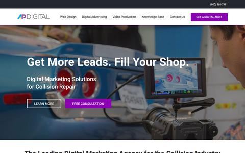 AP Digital   Web Design - Online Marketing - Video Production