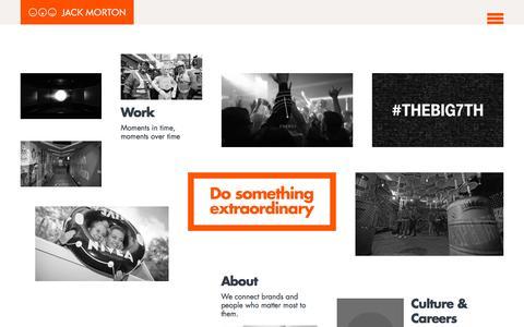 Jack Morton Worldwide | Global Brand Experience Agency