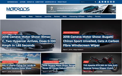 Best Auto News & Reviews | New Cars and Bikes with Prices - Motoroids