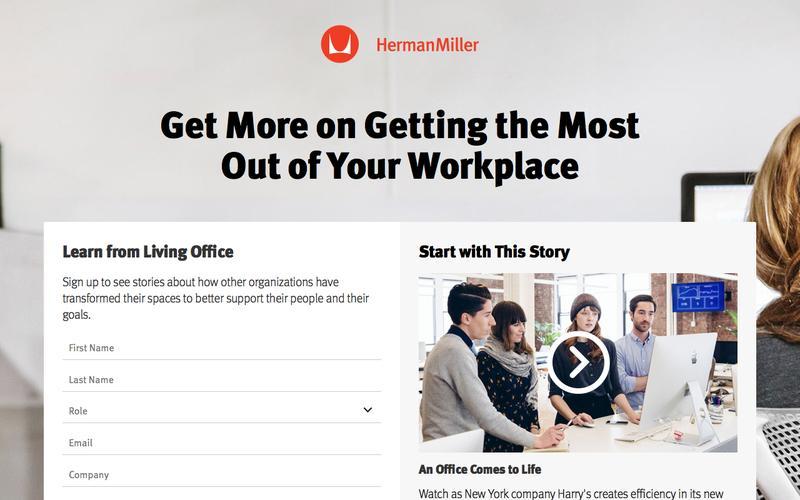 Learn from Living Office - Herman Miller
