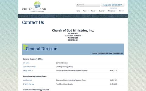 Screenshot of Contact Page jesusisthesubject.org - Contact Us | Jesus is the Subject - captured Oct. 2, 2014