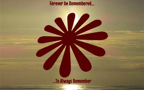 Screenshot of Home Page toalwaysremember.com - Oficial Forever be Remembered To Always Remember - captured Oct. 9, 2014
