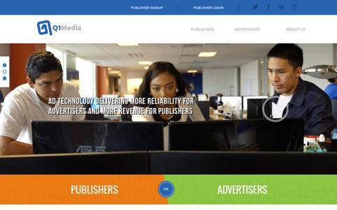 Q1Media: A Digital Media Company