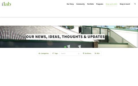 Blog | ilab UQ