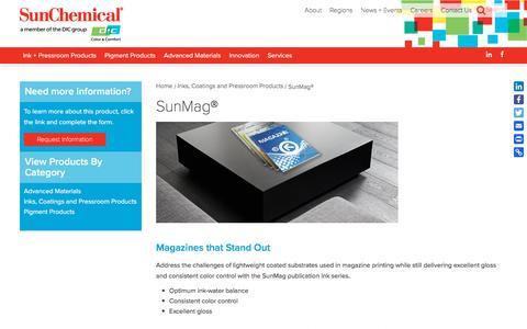 SunMag® | Sun Chemical