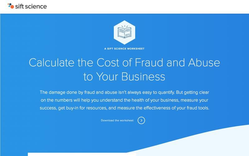 Calculate the Cost of Fraud and Abuse to Your Business