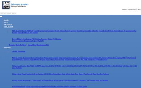 Screenshot of Press Page iso-group.com - ISO Group - News and Publications - captured June 27, 2017