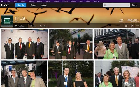 Screenshot of Flickr Page flickr.com - Flickr: ITLG's Photostream - captured Oct. 23, 2014
