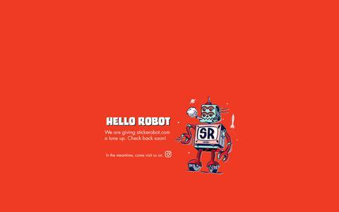 Screenshot of Blog stickerobot.com - Blog   Sticker Robot Custom Stickers - captured Dec. 29, 2019