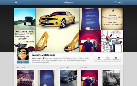 Screenshot of Instagram Page instagram.com - Instagram - captured Oct. 23, 2014