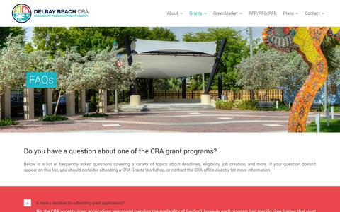 Government & Military FAQ Pages on WordPress | Website