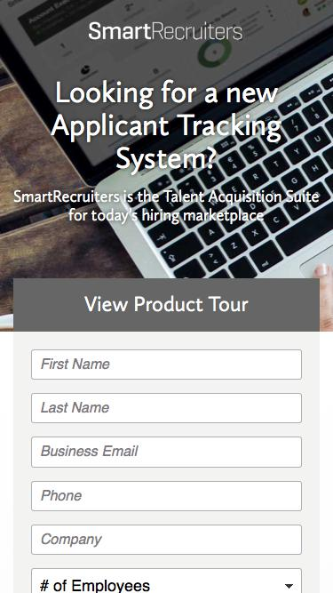 ATS Recruiting| Applicant Tracking System | SmartRecruiters