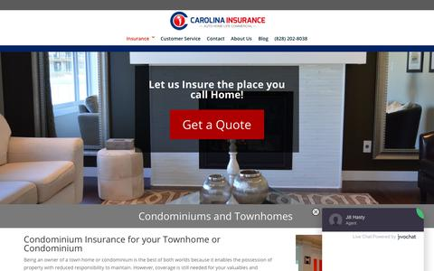 Condominium Insurance - Carolina Insurance