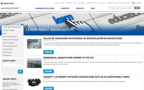 Pentair Aquatic Eco-Systems