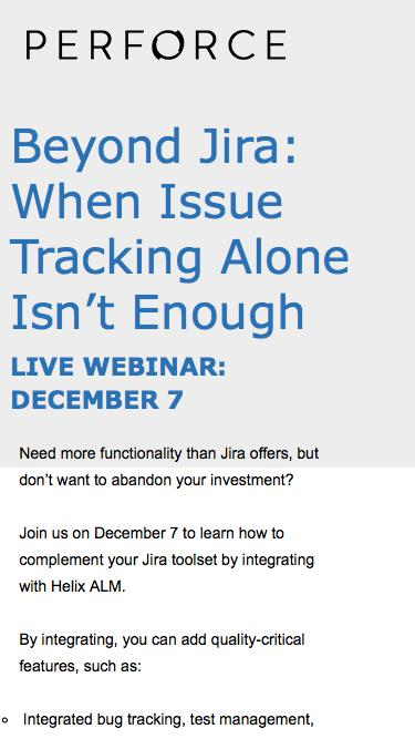 Beyond Jira: When Issue Tracking Alone Isn't Enough