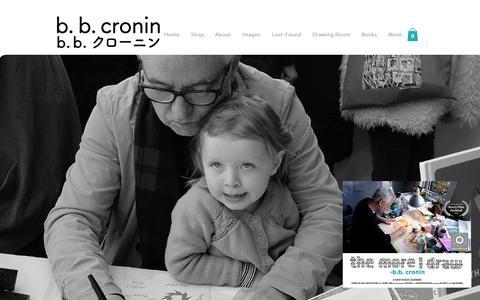 Screenshot of Press Page briancronin.com - Brian Cronin | Illustrator | Press - captured Dec. 19, 2018