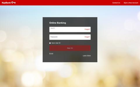 KeyBank Online