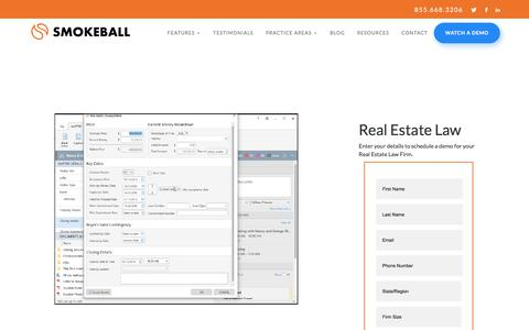 Case Management for Real Estate Attorneys | Smokeball
