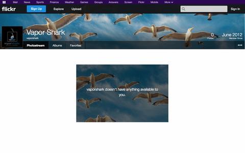 Screenshot of Flickr Page flickr.com - Welcome to Flickr! - captured Nov. 3, 2014
