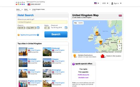 United Kingdom Hotels - Online hotel reservations for Hotels in United Kingdom
