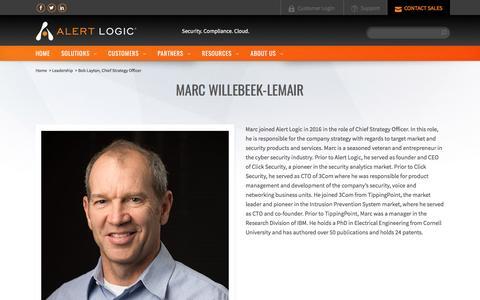 Marc Willebeek-LeMair