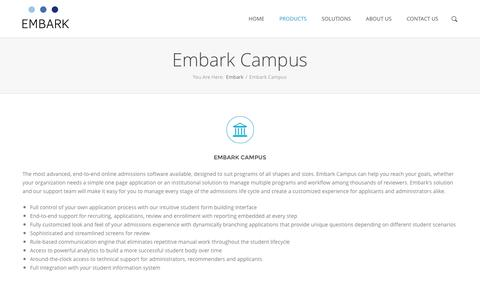 EmbarkEmbark Campus - Embark