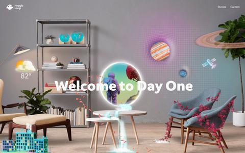Welcome | Magic Leap
