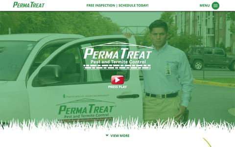 PermaTreat Pest and Termite Control | Just another WordPress site