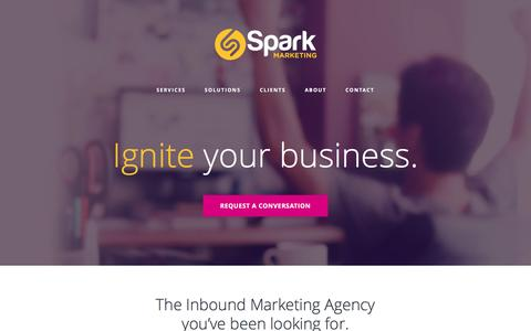Spark Inbound Marketing Agency | San Luis Obispo, CA