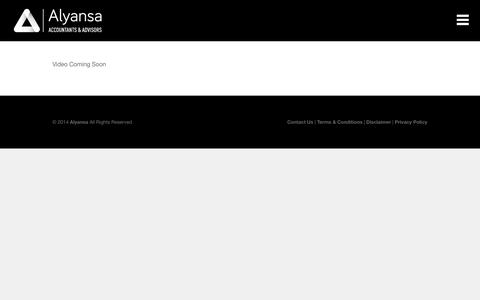 Screenshot of Team Page alyansa.com.au - Our Team «  « Alyansa - captured Nov. 2, 2014