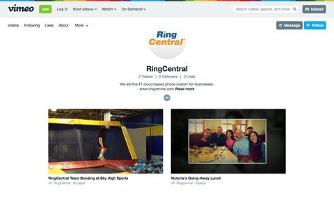 RingCentral on Vimeo