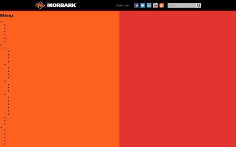Privacy Policy | Morbark, LLC
