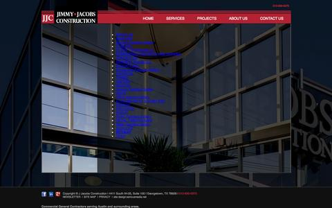 Screenshot of Site Map Page jjacobsconstruction.com - SITEMAP | J Jacobs Construction - captured Oct. 6, 2014