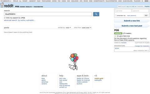 POS: search results - touchbistro