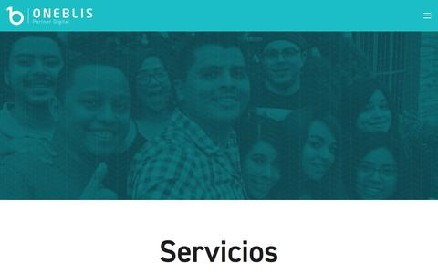 OneBlis | Agencia de Marketing Digital e Inbound Marketing