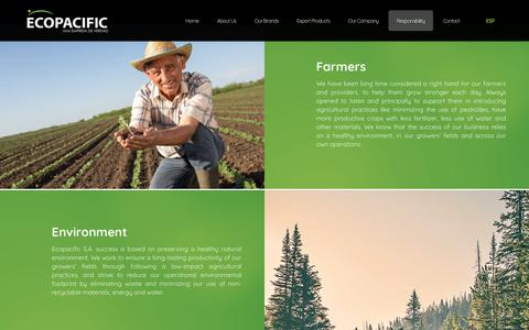 Screenshot of Team Page ecopacific.com.ec - Our People – Ecopacific - captured Sept. 25, 2018