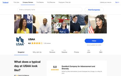 USAA Careers and Employment | Indeed.com